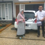 Foto Penyerahan Unit 1 Sales Marketing Mobil Dealer Honda Batu Adi
