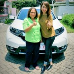 Foto Penyerahan Unit 10 Sales Marketing Mobil Dealer Honda Sinta