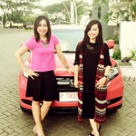 Foto Penyerahan Unit 2 Sales Marketing Mobil Dealer Honda Jember Sinta Janeeta