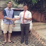 Foto Penyerahan Unit 2 Sales Marketing Mobil Dealer Honda Wonogiri Aan