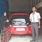 Foto Penyerahan Unit 3 Sales Marketing Mobil Dealer Honda Tuban Nabil