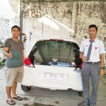 Foto Penyerahan Unit 4 Sales Marketing Mobil Dealer Honda Tuban Nabil