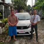 Foto Penyerahan Unit 7 Sales Makerting Honda Huda