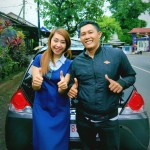 Foto Penyerahan Unit 7 Sales Marketing Mobil Dealer Honda Sinta