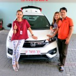 Foto Penyerahan Unit 8 Sales Marketing Mobil Dealer Honda Sinta