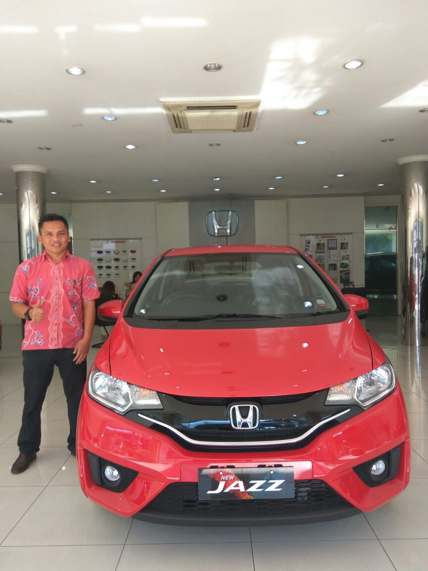 Sales Marketing Mobil Dealer Honda Hartono