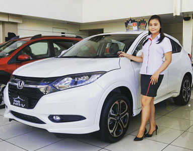Sales Marketing Mobil Dealer Honda Pamekasan Jeni