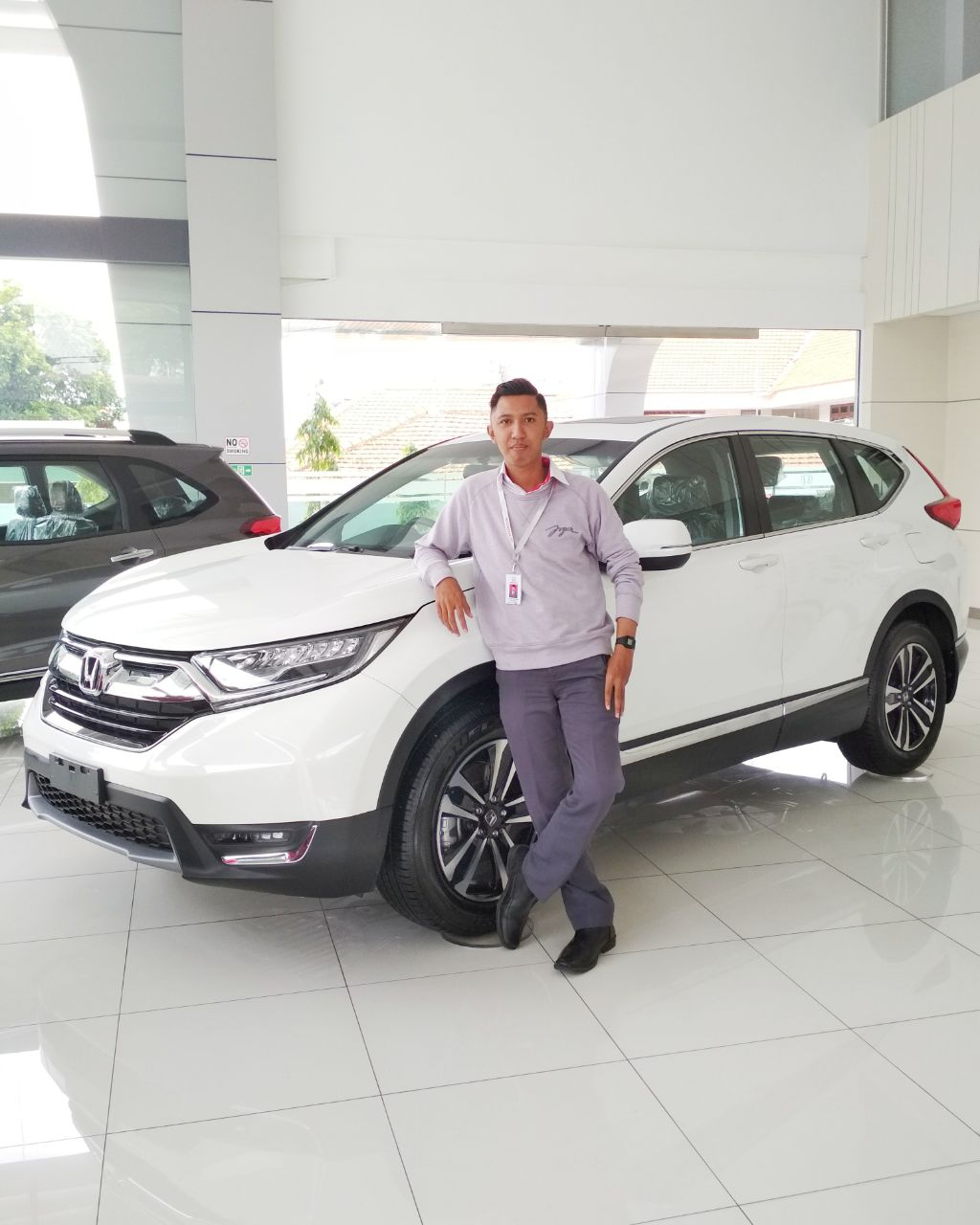 Sales Marketing Mobil Dealer Honda Tuban Nabil