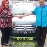 Foto Penyerahan Unit 1 Sales Marketing Mobil Dealer Suzuki Medan Niko Ginting