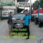 Foto Penyerahan Unit 6 Sales Marketing Mobil Dealer Suzuki Medan Niko Ginting