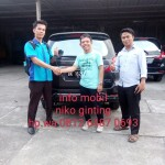Foto Penyerahan Unit 8 Sales Marketing Mobil Dealer Suzuki Medan Niko Ginting