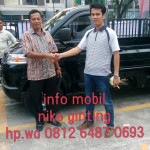 Foto Penyerahan Unit 9 Sales Marketing Mobil Dealer Suzuki Medan Niko Ginting