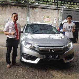 Sales Marketing Mobil Dealer Honda Sumedang Fadli