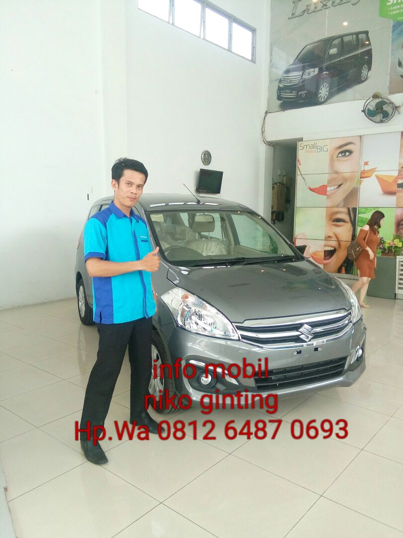 Sales Marketing Mobil Dealer Suzuki Medan Niko Ginting