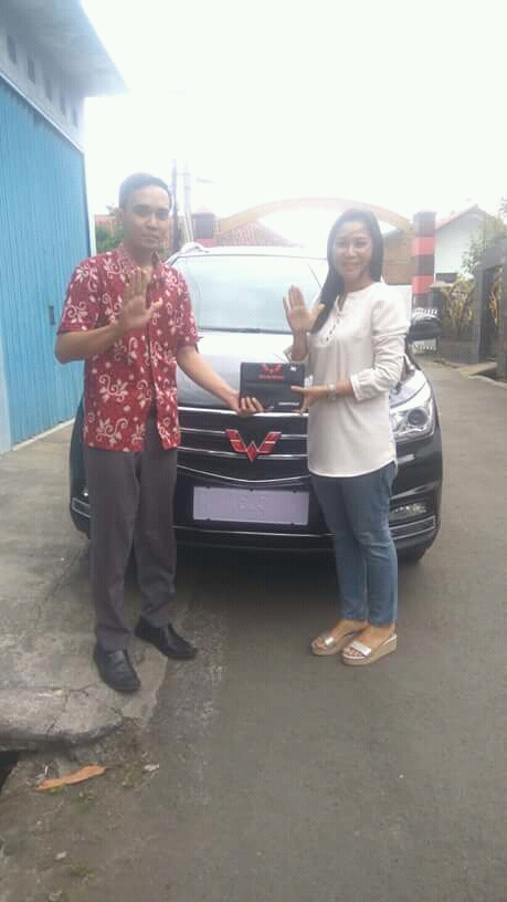 Sales Marketing Mobil Dealer Wuling Purwokerto Agung
