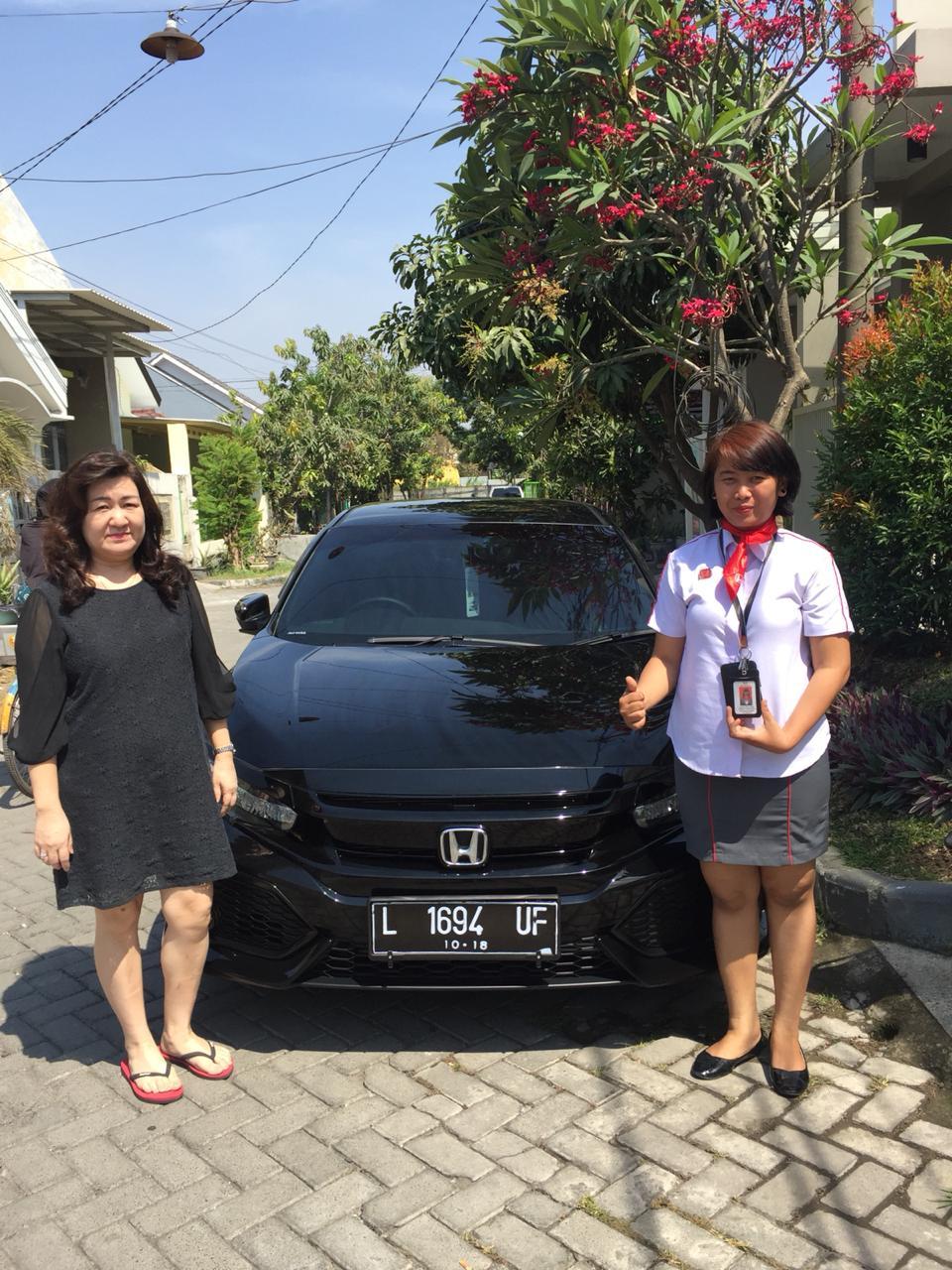Sales Marketing Mobil Dealer Honda Debby