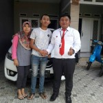 Foto Penyerahan Unit 1 Sales Marketing Mobil Dealer Honda Wonogiri Aan