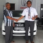 Foto Penyerahan Unit 10 Sales Marketing Mobil Dealer Honda Lhokseumawe Aulia