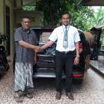 Foto Penyerahan Unit 12 Sales Marketing Mobil Dealer Honda Lhokseumawe Aulia