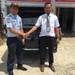 Foto Penyerahan Unit 3 Sales Marketing Mobil Dealer Honda Lhokseumawe Aulia