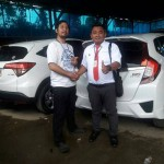 Foto Penyerahan Unit 3 Sales Marketing Mobil Dealer Honda Wonogiri Aan