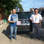 Foto Penyerahan Unit 4 Sales Marketing Mobil Dealer Honda Batu Adi