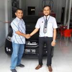 Foto Penyerahan Unit 4 Sales Marketing Mobil Dealer Honda Lhokseumawe Aulia