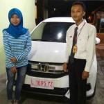 Foto Penyerahan Unit 4 Sales Marketing Mobil Dealer Honda Mojokerto Huda