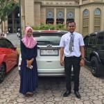 Foto Penyerahan Unit 7 Sales Marketing Mobil Dealer Honda Lhokseumawe Aulia