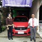 Foto Penyerahan Unit 7 Sales Marketing Mobil Honda Muslikh