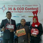 Foto Penyerahan Unit 9 Sales Marketing Mobil Dealer Honda Lhokseumawe Aulia