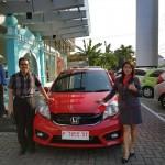 Sales Marketing Mobil Honda Devi