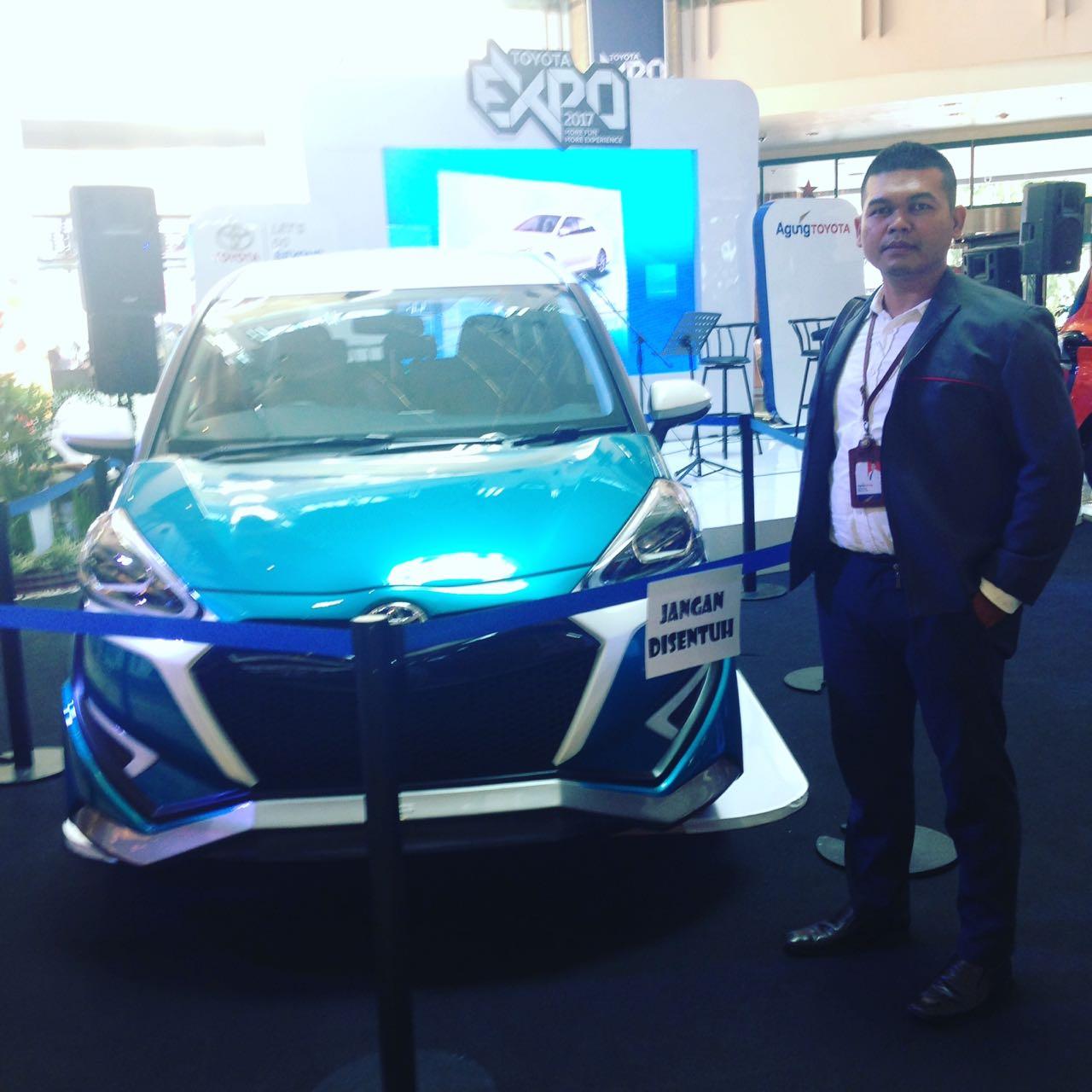 Showroom Mobil Toyota Teluk Kuantan
