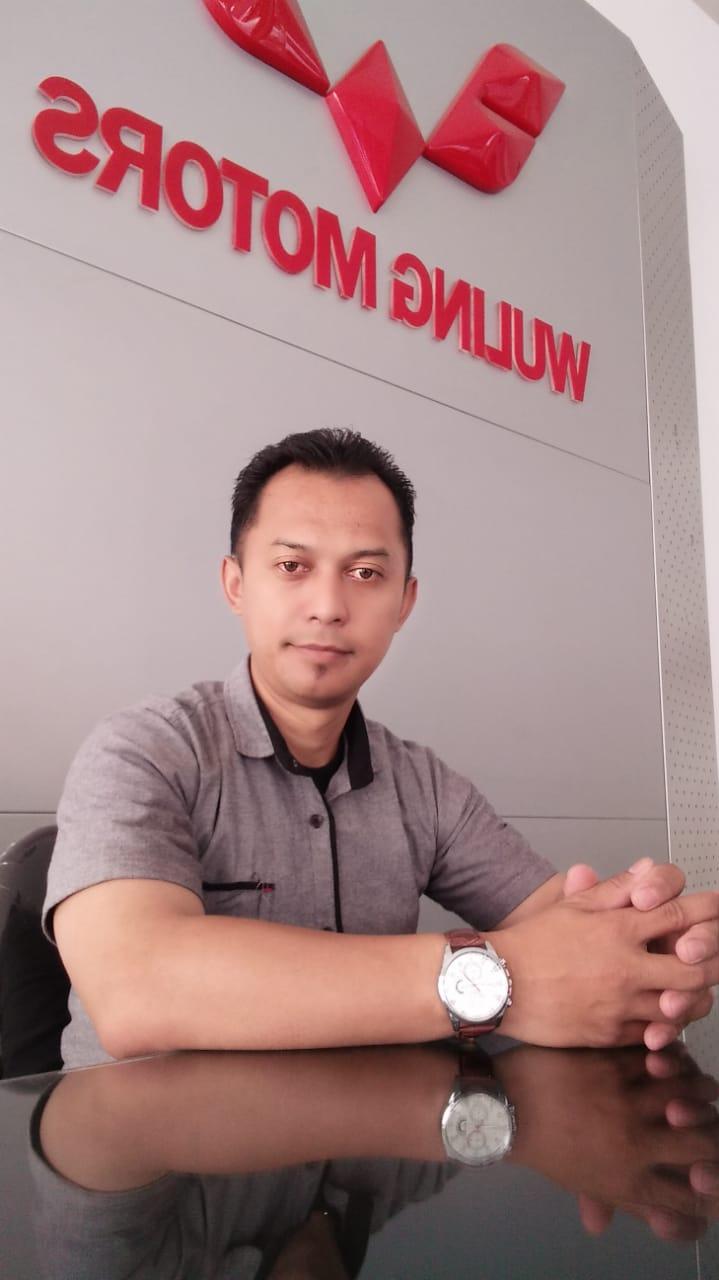 Sales Mobil Wuling Dwi