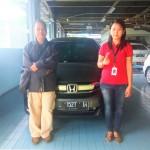 DO 2 Sales Marketing Mobil Dealer Honda Debby