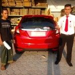 DO 3 Sales Marketing Mobil Dealer Honda Hary