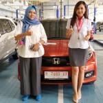 DO 1 Sales Marketing Mobil Honda Purwokerto Paramita Niken