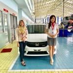 DO 3 Sales Marketing Mobil Honda Purwokerto Paramita Niken