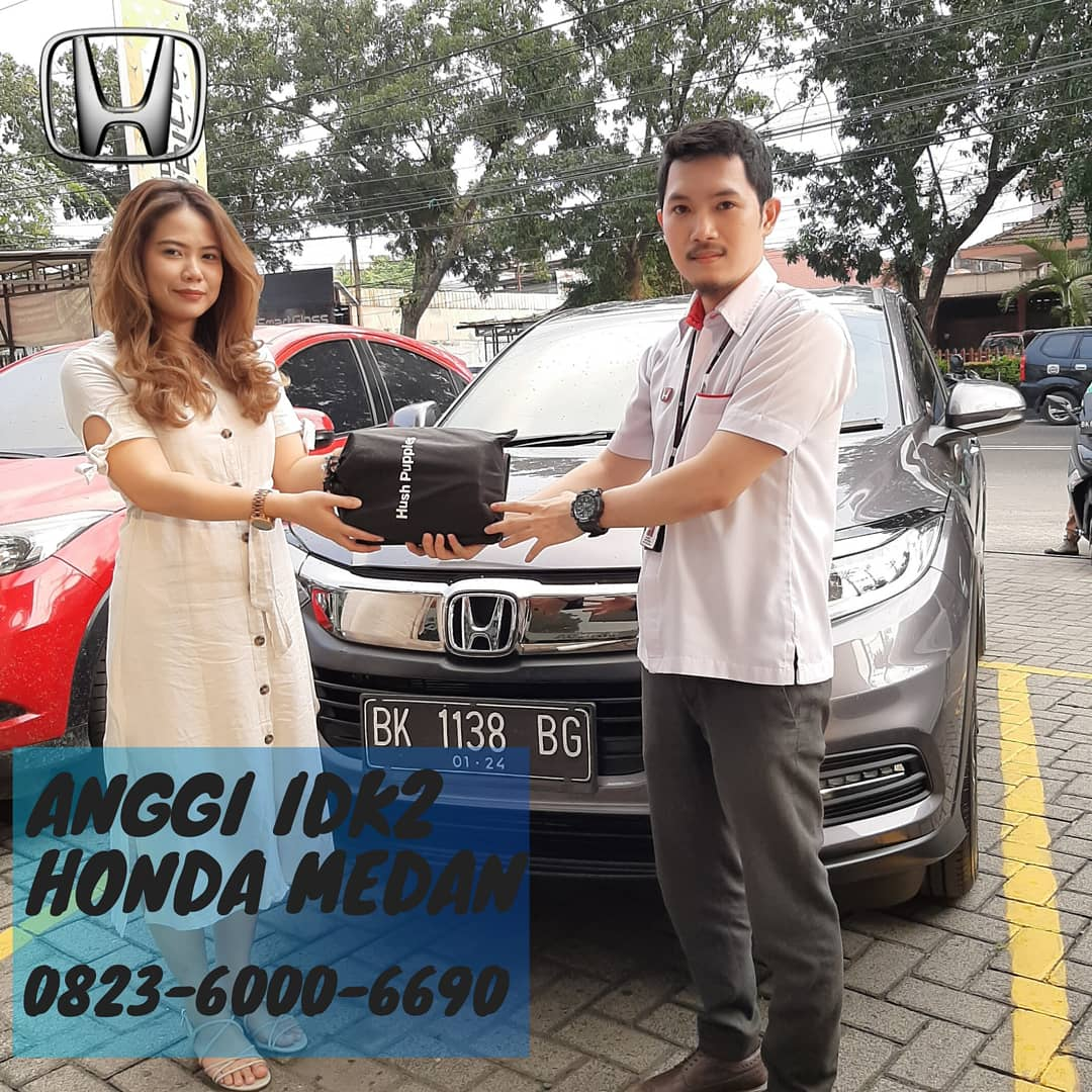 Sales Marketing Mobil Dealer Honda Medan Anggi