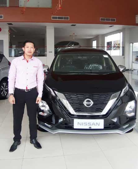Showroom Mobil Nissan Semarang