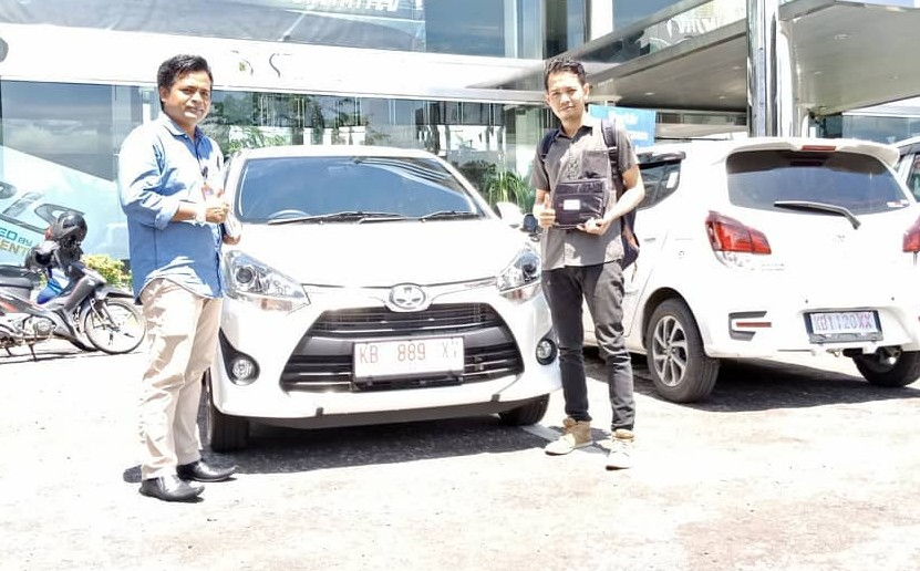 Showroom Mobil Toyota Ketapang