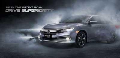 Honda sragen