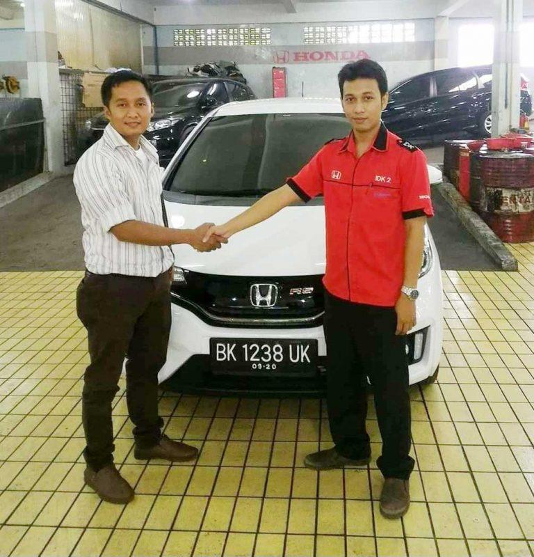 Honda Medan