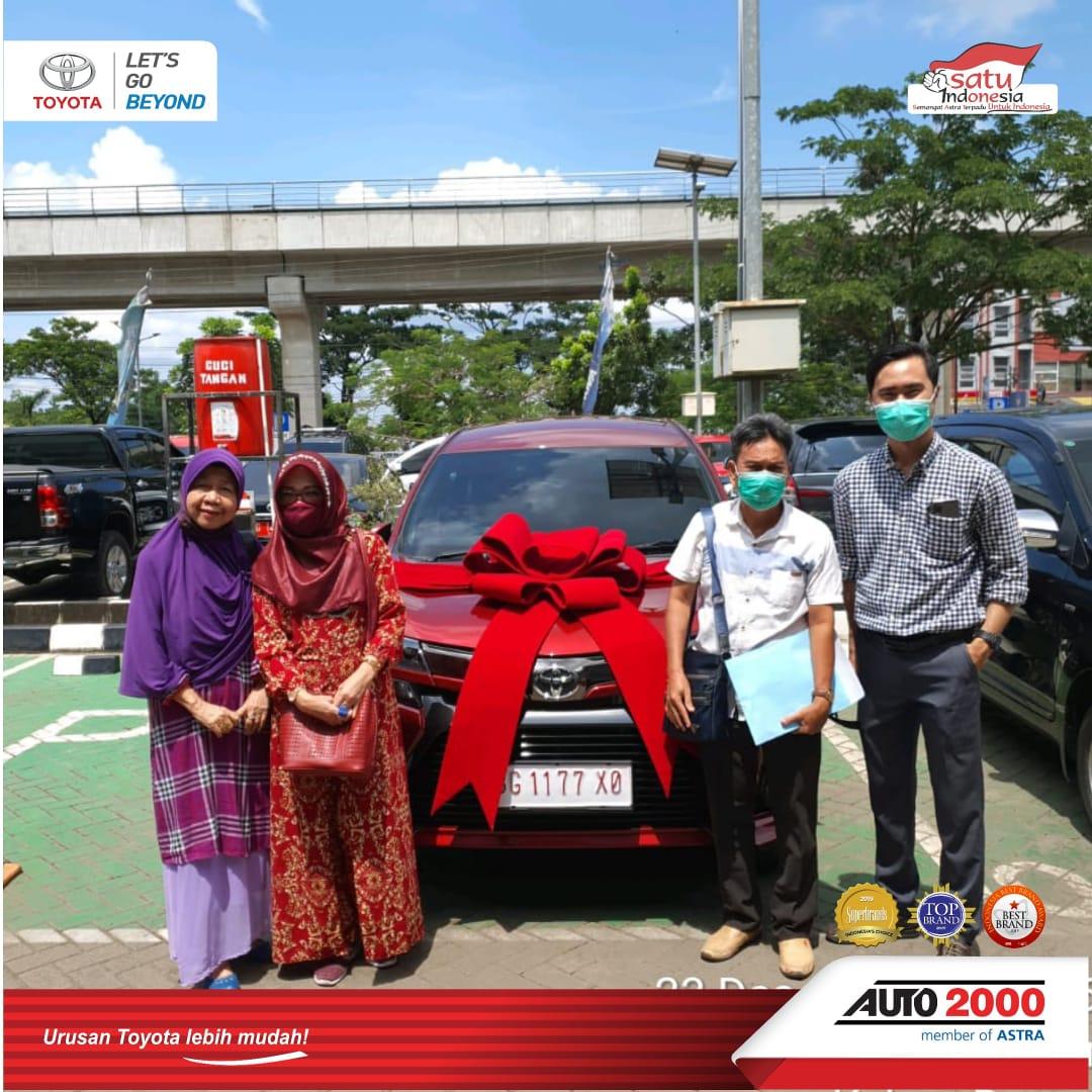 Showroom Mobil Toyota Baturaja