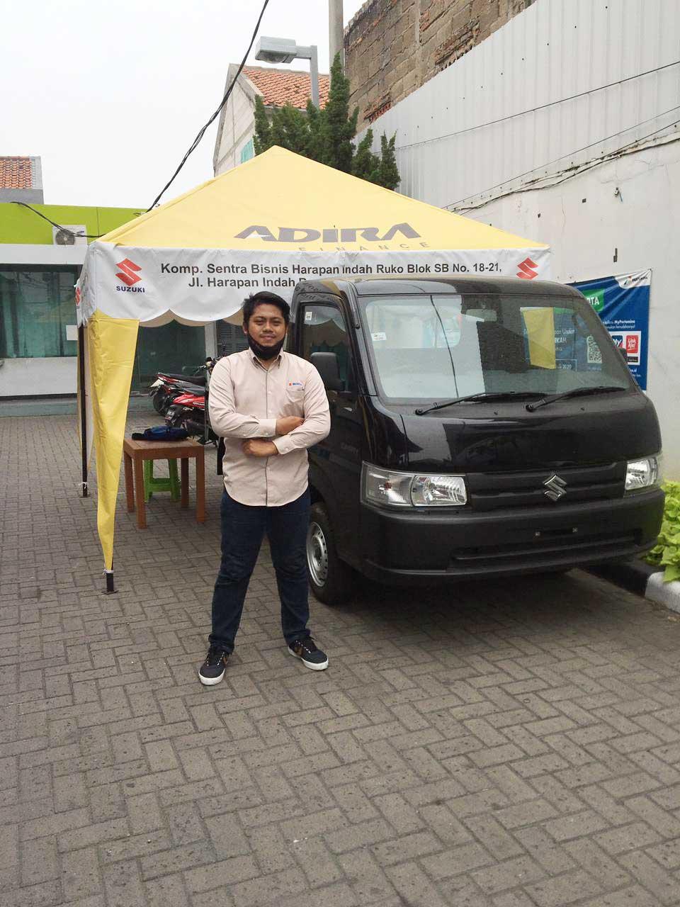Suzuki Bantargebang