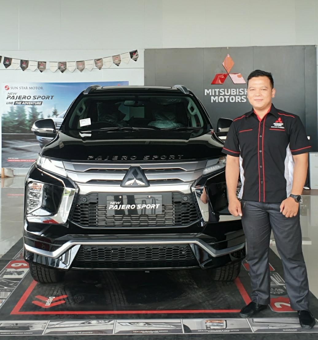Showroom Mobil Mitsubishi Purwokerto
