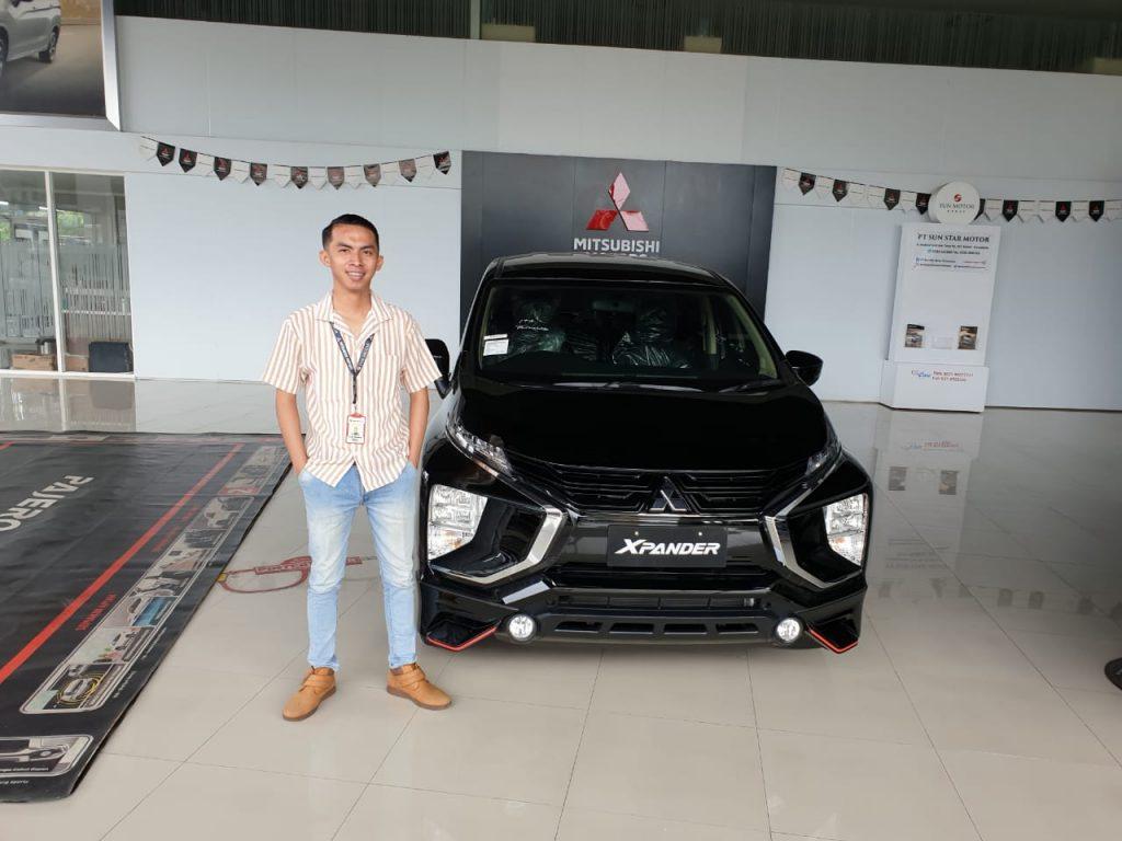 Showroom Mobil Mitsubishi Cilacap