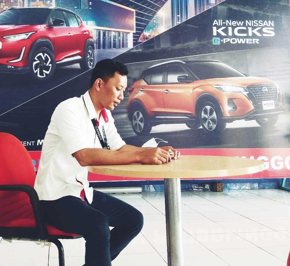 Showroom Mobil Nissan Lumajang
