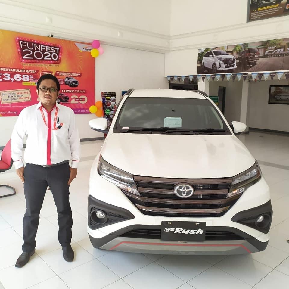 Showroom Mobil Toyota Banjarnegara