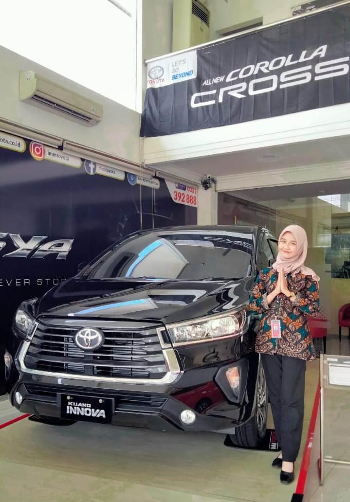 Showroom Mobil Toyota Mojokerto